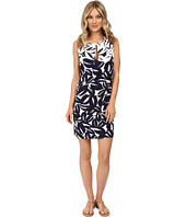 Tommy Bahama - Graphic Jungle High Neck Short Dress Cover-Up