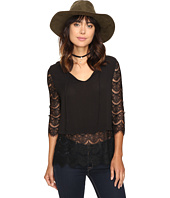 Jack by BB Dakota - Christelle Lace Top
