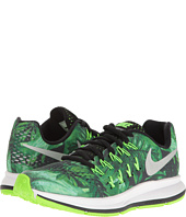 Nike Kids - Zoom Pegasus 33 Print (Big Kid)