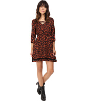 Jack by BB Dakota - Vanderwood Printed Dress w/ Lace Trim