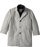 Appaman Kids - City Overcoat (Toddler/Little Kids/Big Kids)