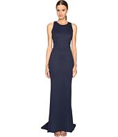 Zac Posen - Bondage Jersey Sleeveless Gown