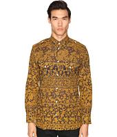 Vivienne Westwood - Printed Mussola Military Shirt