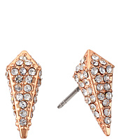 Rebecca Minkoff - Pave Spike Stud Earrings