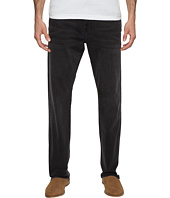 Mavi Jeans - Matt Mid-Rise Relaxed Straight in Grey Williamsburg