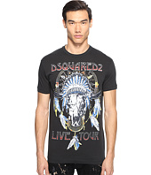 DSQUARED2 - Glam Rock Tour T-Shirt
