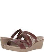 Crocs - Leigh-Ann Mini Wedge Leather