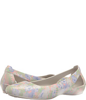 Crocs - Sienna Graphic Flat