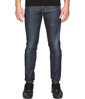 DSQUARED2 - Slim Stoner Wash Jeans in Blue