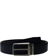Salvatore Ferragamo - Adjustable/Reversible Belt - 679662