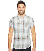 United By Blue - Short Sleeve Thunderhead Plaid Shirt