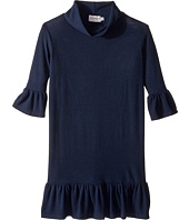 fiveloaves twofish - RUffle Sheath Sweater Dress (Little Kids/Big Kids)