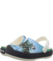 Crocs Kids - Crocband Graphic Clog (Toddler/Little Kid)