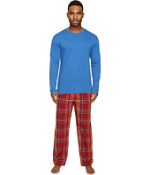 Original Penguin - Jersey Crew PJ Set