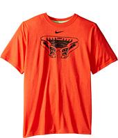 Nike Kids - Dry Legend Lacrosse T-Shirt (Little Kids/Big Kids)