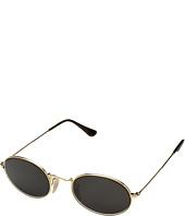 Ray-Ban - 0RB3547 Oval Flat Lenses 51mm