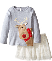 Mud Pie - Reindeer Skirt Set (Infant/Toddler)