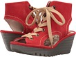 Street Red Suede