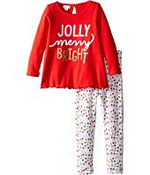 Mud Pie - Jolly Tunic & Leggings Set (Toddler)