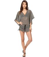 Luli Fama - Desert Babe Cabana V-Neck Dress Cover-Up