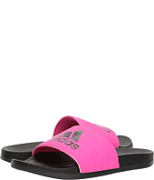 adidas Kids - Adilette SC Plus Logo (Little Kid/Big Kid)
