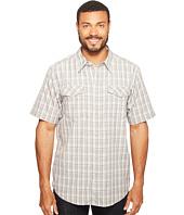 ExOfficio - Arruga Plaid Short Sleeve Shirt