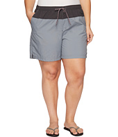 Columbia - Plus Size Sandy River™ Color Blocked Shorts