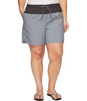 Columbia - Plus Size Sandy River™ Color Blocked Shorts