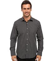 BUGATCHI - Ciro Long Sleeve Woven Shirt