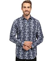 BUGATCHI - Luca Long Sleeve Woven Shirt