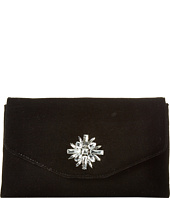Jessica McClintock - Bonnie Velvet Envelope Clutch