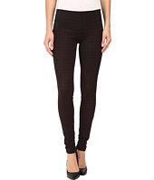 KUT from the Kloth - Joan Pull-On Skinny Pants in Brown & Black