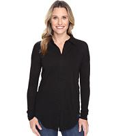 Mod-o-doc - Slub Jersey Drop Shoulder Side Button Shirt