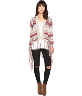 Brigitte Bailey - Zinnia Long Sleeve Crocheted Cardigan