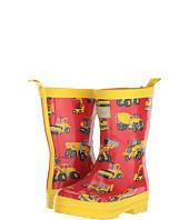 Hatley Kids - Heavy Duty Machines Rain Boots (Toddler/Little Kid)