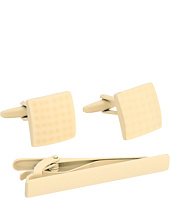 Stacy Adams - Powder Coated Cuff Link & Tie Bar Set