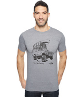 The North Face - Short Sleeve Off Road Tri-Blend Tee