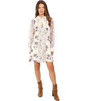 See by Chloe - Georgette Floral Tie Dress