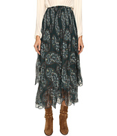 See by Chloe - Crepon Paisley Maxi Skirt
