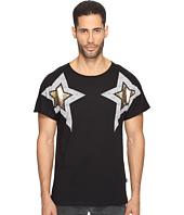 Just Cavalli - Start Printed T-Shirt