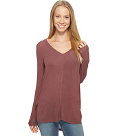 B Collection by Bobeau - Alice Long Sleeve Tee