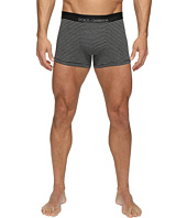 Dolce & Gabbana - Grey Stripes Stretch Cotton Regular Boxer