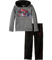 Puma Kids - Tech Fleece Pullover Set (Toddler)