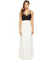 JILL JILL STUART - Strappy Two-Tone Gown