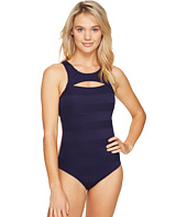 Nautica - Ocean Isle High Neck One-Piece