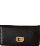 LAUREN Ralph Lauren - Newbury LRL Slim Wallet
