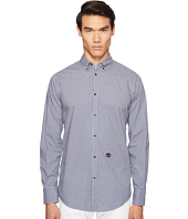 DSQUARED2 - Street Ska Micro Check Shirt