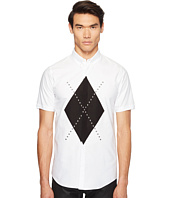 DSQUARED2 - Mod Evening Argyle Shirt
