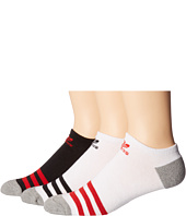 adidas - Originals Roller No Show Sock 3-Pack