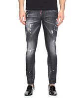 DSQUARED2 - Clement Black Wash Jeans